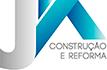 JA – Construção e Reformas Logo